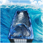 hybridpool-swimspa-love-339h2-water